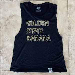 Tops - Muscle tank golden state
